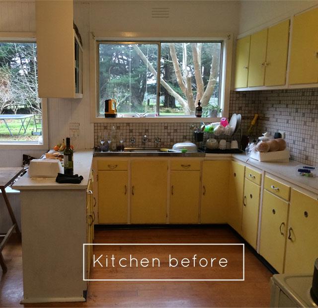 Kitchen Benchtop Transformation Using The WORX Multitool